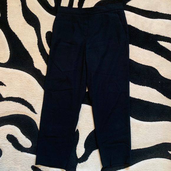 BABATON ARITZIA BLACK DRESS PANTS 10